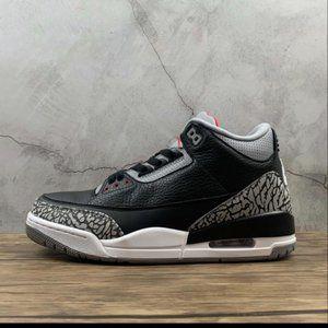 Air Jordan 3 Black